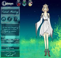 Luteon- Tiamat by fanybunny