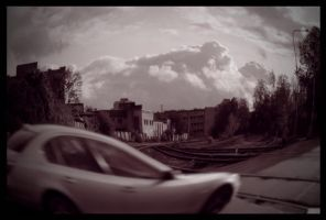 car passing by by pilleriin