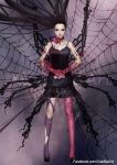 Sorrow of the Queen Spider by XiaoBaiArt