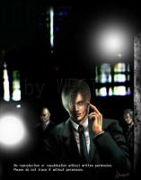 resident evil -LEON- by wesvin