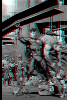 Superman Test_Pure_Anaglyphe3.50 by DobroMG