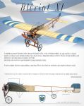 H.A.F Bleriot XI by rOEN911