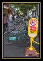 No Parking..... by c-lue