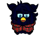 Marshall Lee o Furby Lee by TwilighttsSparkless