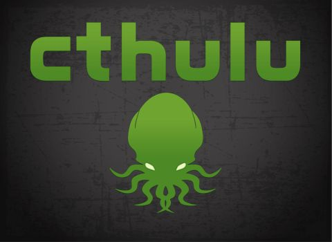 Cthulu  anytime, everywhere. by Ionospore