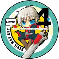 DMC4-Nero Button design by dakkisoh