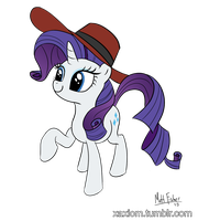Oversized Hat Rarity by xAxiom