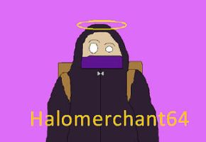 My latest Youtube Icon by halomerchant