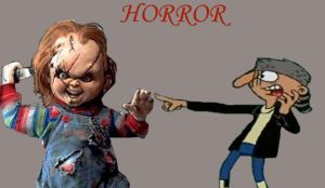 Sid and Chucky by Hedgehog-Russell