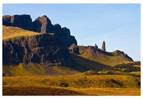 Trotternish by bongaloid