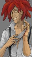 Sideshow Bob by MadHatters-Wife