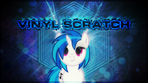 [Poster] Vinyl Scratch by Game-BeatX14
