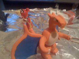 Charizard Clay by UntouchedRayne