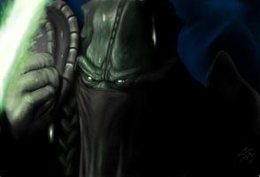 Zeratul by mirrors519