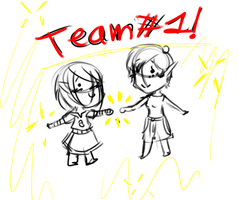Team 1! by LoftwingRider