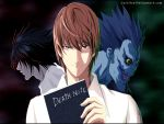 Death Note by carl1tos