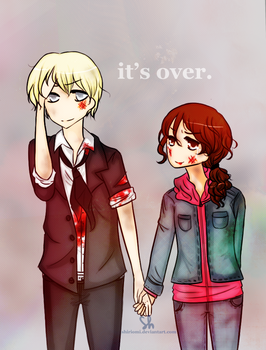 HP: It's over. by shiriomi