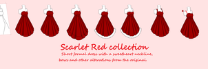 Scarlet Red Collection 2 by Hipster-pants777