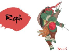 Raph by Domovol
