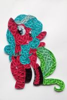 Quilling - Gloria (MLP OC) by Sszymon14