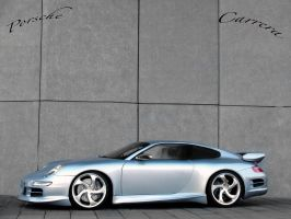Porsche Carrera by Zelras