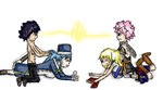Fairy Tail - Tension by The-Zodiac-Dragon