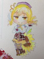Mami Tomoe by Lemonsquasch
