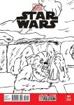 Star Wars cover by hainted