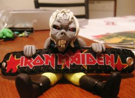 Eddie Iron Maiden by DanielMejia12