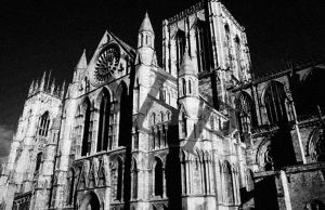 York Minster infrared by shadowlight-oak