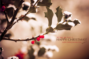 Happy Christmas - Free Wallpaper by escaped-emotions