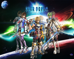 Star Ocean The Last Hope WP by thunderdragn