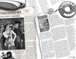 Entertainment newspaper by frankhong
