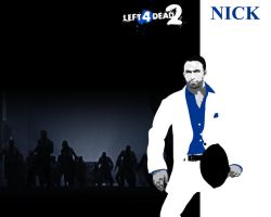 Scarface Style Nick Wallpaper by EspionageDB7