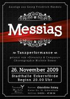 """Poster """"Messias"""" by quotedesign"""