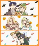 Happy Halloween Pt. I by missblister