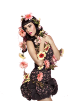 Katy Perry PNG by EditionsRomii