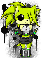 chibi pc Dark-Terios by Singhter