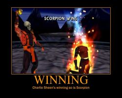 Scorpion's Winning by avgn521