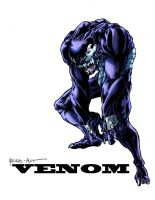 Venom Colours by ParisAlleyne