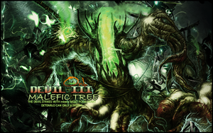 Malefic Tree by Onbush