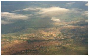 Landing in Cambodia by Isyala