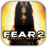 FEAR 2 Game Icon by Wolfangraul
