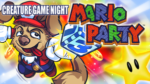 Creature Game Night - Mario Party by IntroducingEmy