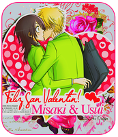 Out - Misaki x Usui Valentine by akumaLoveSongs