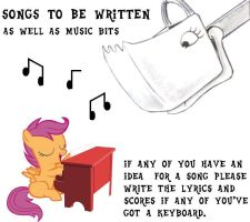 Music and Song Ideas by Tonypilot
