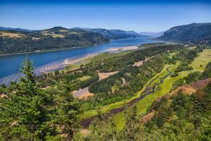 Columbia River Gorges by arnaudperret