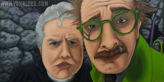 The Mads by vonblood