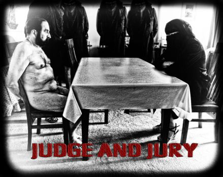 THE JUDGE AND JURY 1 by devoisback