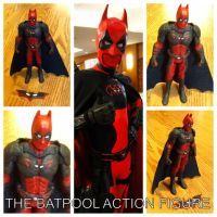 Introducing The Batpool Action Figure by Cadmus130